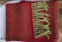 Vlnené šály / Wool scarves / Luxusné šály zo 100% jahňacej vlny, merino vlny a kašmíru.