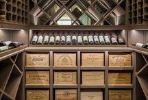 INTERIORS / Wine cellar / wine cellar cave caveau