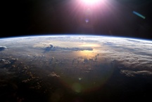 Space / The universe beyond our earth...