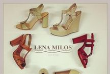 LENA MILOS SpringSummer 2013 / Some pic of the spring summer's collection 2013