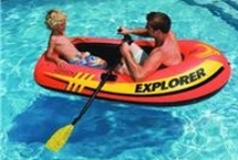 Just Poolin' Around! / Things that have to do with kids and a pool!