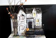 """Mes """"Art"""" Maison / Toutes mes créations sous forme de maison"""