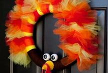 Thanksgiving DIY Ideas & Kid Projects / Some fantastic DIY ideas for Thanksgiving!