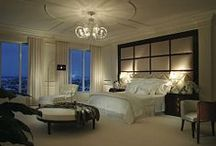 Luxury Bedrooms / When you have a #luxuryhome it stands to reason that given residents spend more time in the bedroom than any other room, it goes without saying that it MUST be a #luxurybedroom  See more interior design ideas at http://marquetteturner.com/category/interior-design/