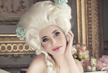French Queen / Inspired by Marie Antoinette and Rococo / by Tracy Ferguson