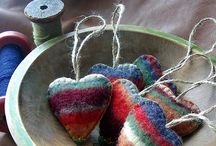 Felted Fibers  / by Shay Hobbs