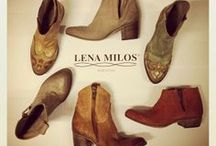 LENA MILOS SpringSummer 2014 - Vintage but Luxury - campaign / preview of our spring summer 2014 collection