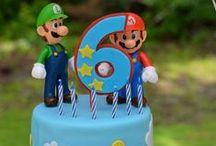 Children's Birthday Cakes / Childrens Birthday Cakes