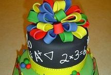 Back to School / Back to School Cakes, Cupcakes, Cake Pops and Cookies