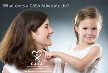 About Advocates for Children / CASA volunteers are everyday people – teachers, business people, retirees, stay-at-home moms, and grandparents – who are committed to making a difference for children who might otherwise slip through the cracks in an overburdened foster care system.