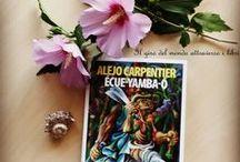 Ecue-Yamba-O / Il romanzo d'esordio di Alejo Carpentier. Una bacheca letteraria, visiva e musicale su un romanzo che restituisce una descrizione magica della Cuba di inizio '900.