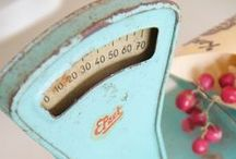 ★ Vintage and Bohème Kitchen Spirit ★ / Cuisine - Kitchen - esprit vintage