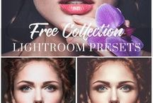 Free Lightroom Presets / The quickest and easiest way to automate your post processing. All Lightroom preset packs were free at the time of me pinning them :)
