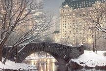 Tableau figé dans l'hiver!!!