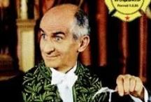 Un grand homme...Louis de Funes!!