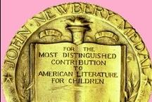 Children's Literature Awards / by Smithtown Library Children's Department
