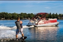 2013 Bennington Pontoon Boat Showcase / Bennington Pontoon Boats / by Bennington Pontoons