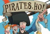 Pirate Books / by Smithtown Library Children's Department