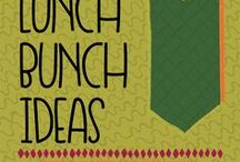 Lunch Bunch Ideas / Ideas for small group counseling programs also referred to as Lunch Bunch.