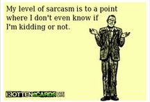 Sarcasm is A Must