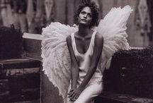 Angel/Demon/Witch/Gods / by Pauline Mueller