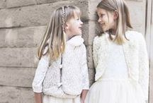 MaeLi Rose Winter 2014/15 Collection / Dress your sweetheart in the chicest and trendiest collection this season!  The MaeLi Rose winter collection is nothing but lace, ribbons, and leg warmers.  A must have for her closet.