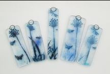 Decorative Fused Glass by Blue Box Studio / Handmade by Blue Box Studio, jewellery, beads and decorative fused glass - www.blueboxstudio.co.uk