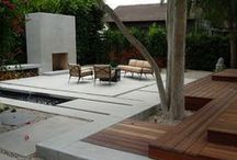 Outdoor Living / Outdoor Living Ideas for entertainment, relaxation and dining under the stars.
