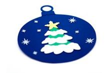 Christmas Ornaments / Handmade Christmas ornaments