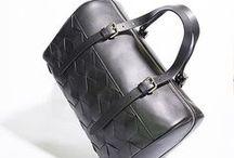 SHOP WELDEN / Shop Welden's exclusive woven leather and suede handbags.