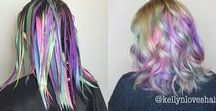 My Hair Art / Hair color, cuts, extensions, and style by Kellyn