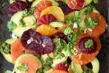 Salads & Sandwiches