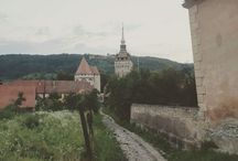 Postcards from Transylvania / Village life bits and pieces