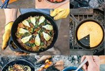 Camping Meals and Ideas / For the love of camping! Everything on camping. DIY, crafts, organization, trailer, tents, cooking, products, tips and tricks!