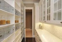 Pantry / Pantry Design: Layout, organization, tips, and all other pantry inspiration!