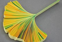 Quilling - Ginkgo