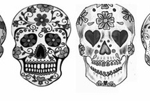 skulls + skeletons