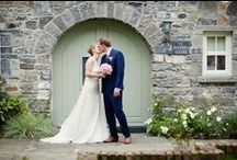 Weddings at Ballymagarvey / Some of our weddings at Ballymagarvey Village - from intimate to large wedding parties...