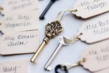Vintage Weddings / Here are a few ideas for those of you loving the 20's style!