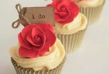 Wedding Treat Ideas / A few simple but elegant ideas for treats for your big day.