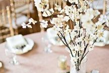 Centerpiece Ideas / Some center piece ideas to make your tables beautiful