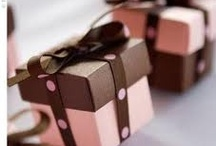 Pink & Brown Wedding Ideas / Pink & Brown themed weddings are going to be a popular choice for 2014! We have put together some ideas for you:
