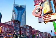 ♥ Nashville Love ♥ / What's not to love about this amazing city?