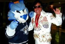 Nashville Elvis Impersonator / I've been blessed to an Elvis impersonator in the great city of Nashville, Tennessee.