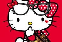 Hello Kitty / Yay for Hello Kitty!! <3 :0 / by Khadijah Clemente