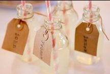 DIY Ballymagarvey Wedding / We have had some very creative DIY couples here at Ballymagarvey Village...have a look at some of their ideas if you're in need of some inspiration!