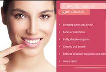 Gum Disease / Gum disease is preventable!