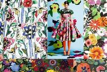 printed / Tendenza stampe p/E 2015