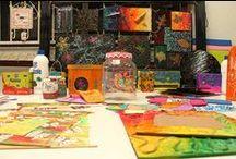 Trabajos / Show de trabajos realizados por la Artesana Susana Videla utilizando Plasticola en diferentes técnicas. Podés ver las demostraciones en nuestra web. www.miplasticola.com.ar