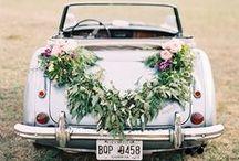 The Wedding Car!